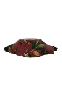 BUM BAG BOTANICA BURGUNDY BIG