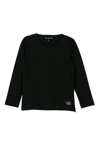 LONGSLEEVE BLACK WITH POCKET