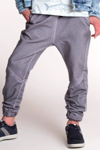 BAGGY PANTS GRAY